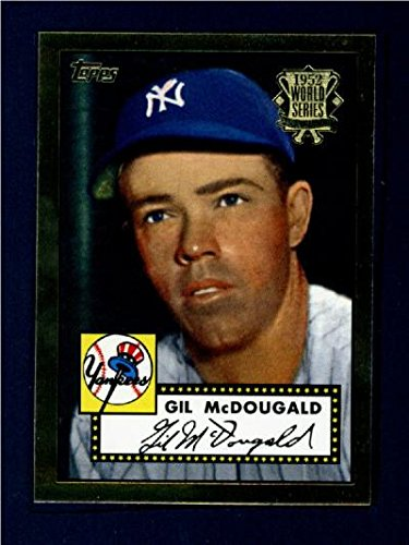 - 2002 Topps 1952 Reprints #52R8 Gil McDougald NM-MT