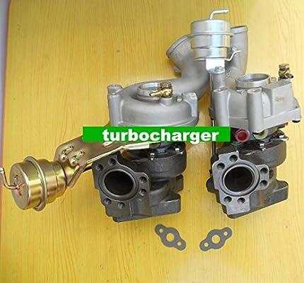 GOWE Turbocompresor para K04 – 0028 K04 – 0029 53049880028 53049880029 077145703p K04 AUDI RS6 Plus C5 BCY Biturbo 450/480hp Twin Turbo Turbocompresor