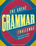 img - for The Great Grammar Challenge : Test Yourself on Punctuation, Usage, Grammar-And More by Priscilla S. Taylor (1997-10-24) book / textbook / text book