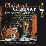 Graupner: Chamber Music Vol. 3