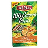 Emerald 100 Calorie Pack Walnuts and Almonds, .56 oz Packs, 7 Packs/Box