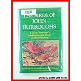 The Birds of John Burroughs