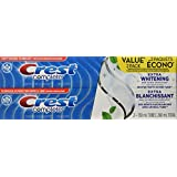 Crest Complete Extra Whitening Toothpaste, Clean Mint - 130 ml (Pack of 2)