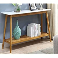 Convenience Concepts Oslo Console Table, White