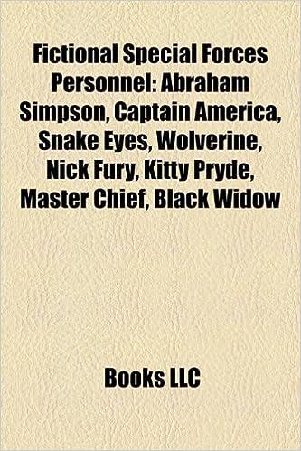 Fictional special forces personnel: Abraham Simpson, Captain ...
