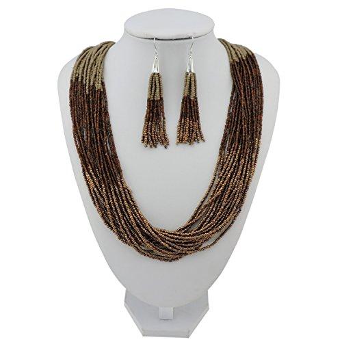 Copper Beaded Jewelry - 2