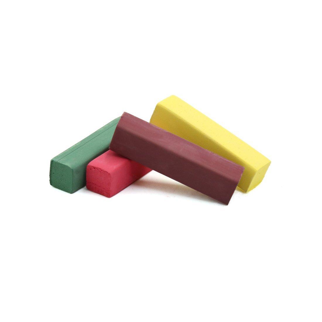 Amazon.com: eDealMax 24pcs 4.2cm Longitud del arco iris de Los Colores DIY Tiza Temporal del Cabello Salon Styling Mujer Tinte: Health & Personal Care