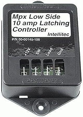 amazon com intellitec 0000145100 10 amp monoplex water pump control rh amazon com