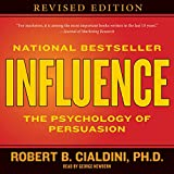 by Robert B. Cialdini (Author), George Newbern (Narrator), HarperAudio (Publisher) (1303)  Buy new: $23.62$21.95