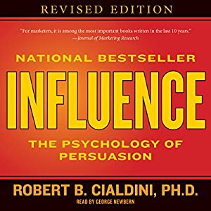 Influence Audiobook