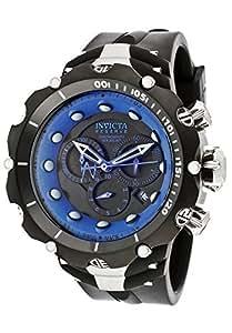 Invicta 11712 Venom II Reserve Blue and Black Men's Watch
