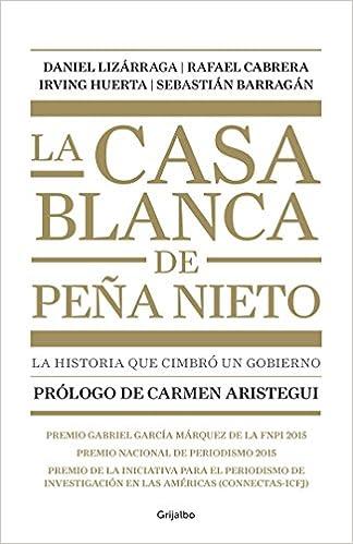 Image result for la casa blanca de peña nieto libro