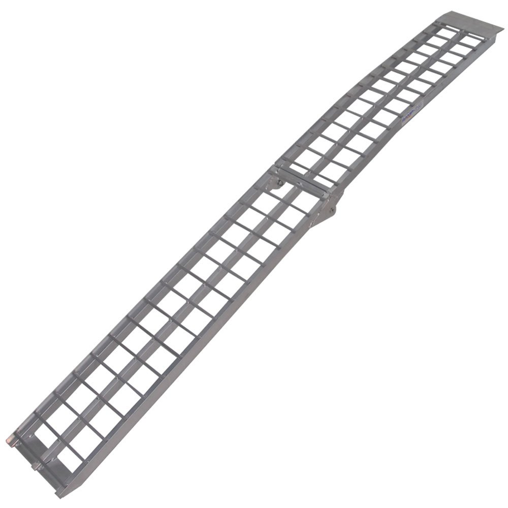 Aluminum Folding Ramps >> Ramp King 9 Aluminum Folding Ramp Elite Series