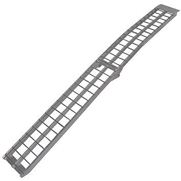 Amazon.com: Rampa Rey 9 aluminio plegable rampa Elite ...