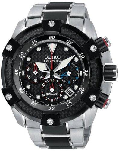 Seiko Velaturaメンズ腕時計srq001 B001FPKC48