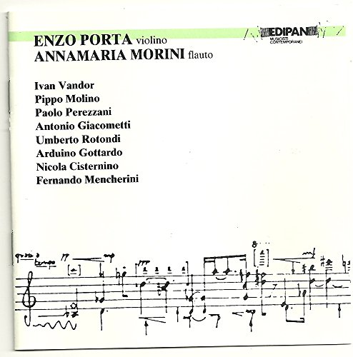 Price comparison product image Enzo Porta and Annamaria Morini - Violin and Flute