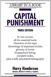 Capital Punishment (Library in a Book)