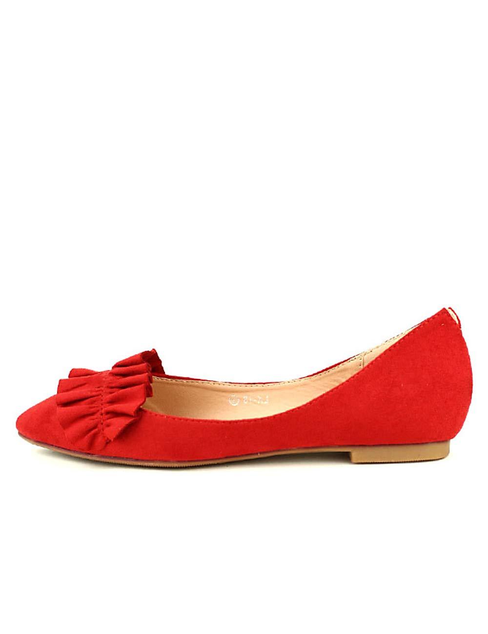 Cendriyon, Ballerines LOV Rouge LOV IT Chaussures Femme Cendriyon, Femme Rouge 7bab752 - digitalweb.space