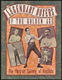 Legendary Boxers of the Golden Age, Billy Edwards, 155521682X