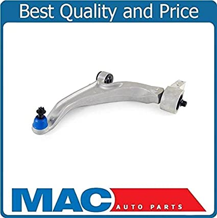 amazon com suspension control arm and ball joint assembly front