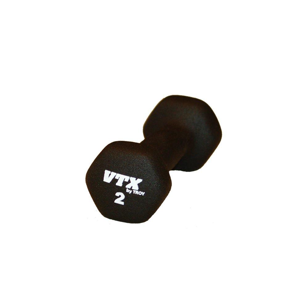 Troy VTX 0.9kg Neoprene Dumbbell   B072NKP4W7