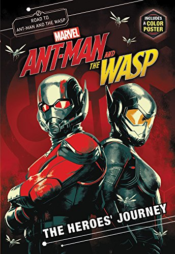 Amazon Com Marvel S Ant Man And The Wasp The Heroes Journey