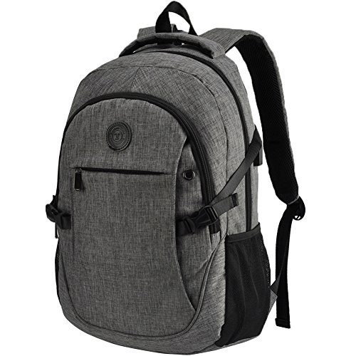 High School Backpack, 15.6'' College Business Travel Laptop Backpack by EASTERN TIME by EASTERN TIME (Image #7)