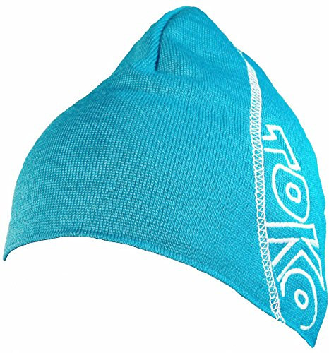 Toko Medium Weight Sina Hat, Ice - Swix Ski Hats