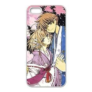 Tsubasa Reservoir Chronicle iPhone 5 5s Cell Phone Case White K2764621