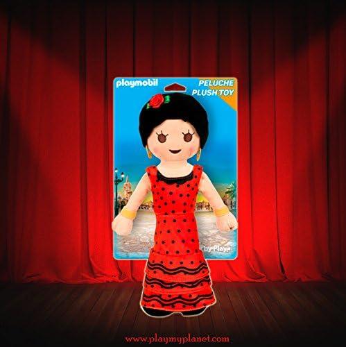 playbyplay Playmobil 760016280 - Peluche Flamenca 30 cm - EDICIÓN Deluxe: Amazon.es: Juguetes y juegos
