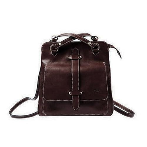 01af2affdf5 Katana - Bolso mochila de piel de cerdo para mujer