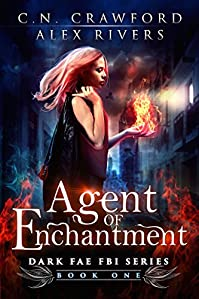 Agent Of Enchantment by C.N. Crawford ebook deal