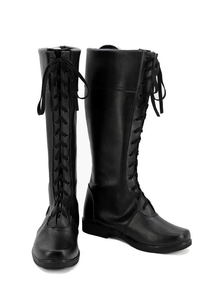 Karnestore Fate/Grand Order Mysterious Heroine X Alter Cosplay Stiefel Schuhe Standardgröße und Maßanfertigung