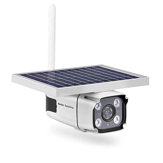 Cámara De Seguridad Solar para Exteriores, Tarjeta SIM 3G ...
