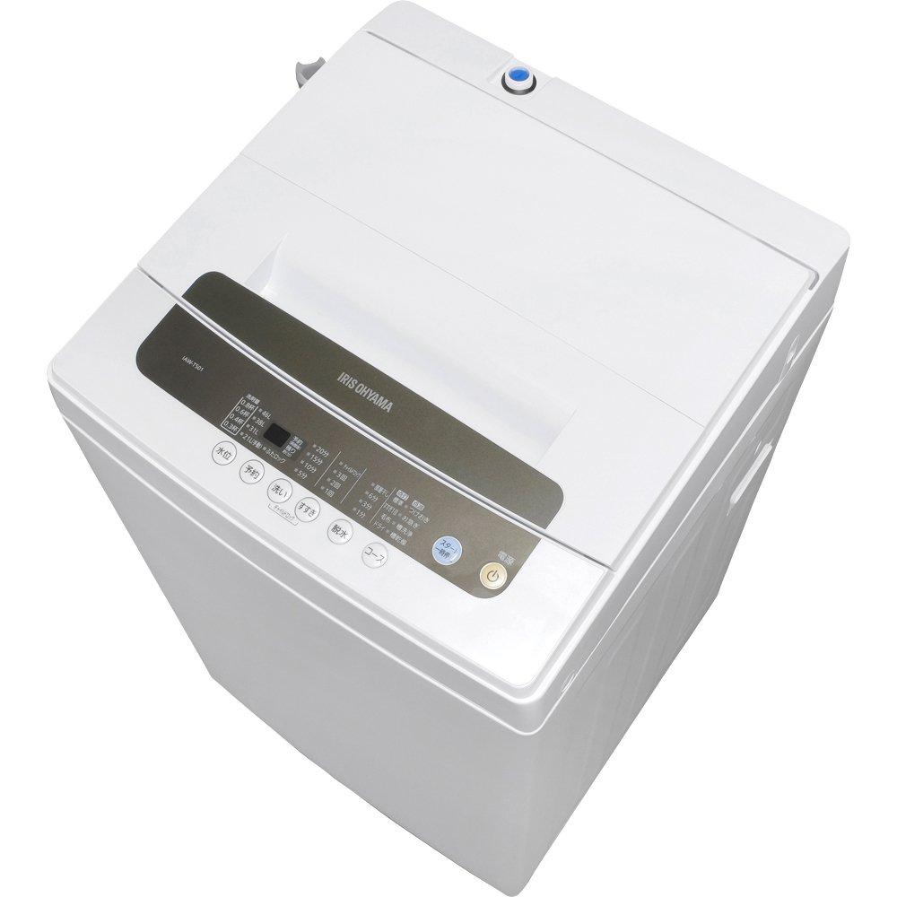 アイリスオーヤマ B07CDRZYM5 全自動洗濯機 全自動洗濯機 一人暮らし 5kg 簡易乾燥機能付き 一人暮らし IAW-T501 2)5kg(えりそでクリップ付き) B07CDRZYM5, ゴルフプラザセブンツー:7aca2c6d --- ijpba.info