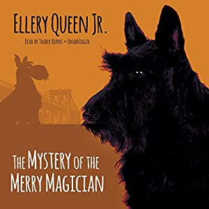 The Mystery of the Merry Magician Audiobook