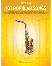 101 Popular Songs: For Alto Sax