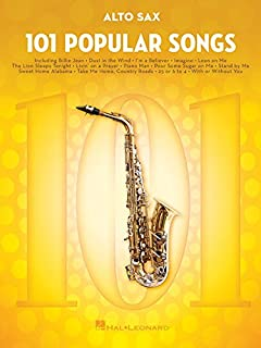 50 + easy popular solos for sax: A superb collection of easy