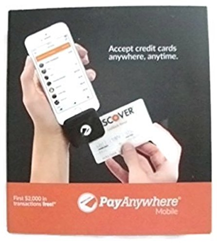 PayAnywhere Mobile - Accept credit cards anywhere, anytime - 2 Pack by PayAnywhere Mobile