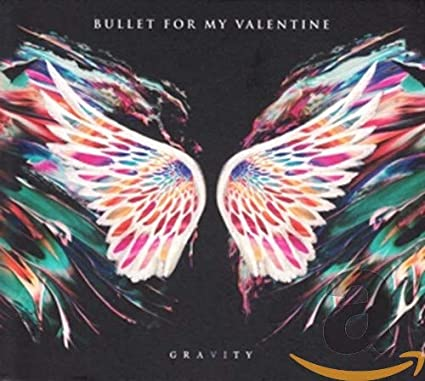 """Bullet For My Valentine Welsh Band /""""Hand Of Blood/"""" Rock Lyric Poster Photo"""