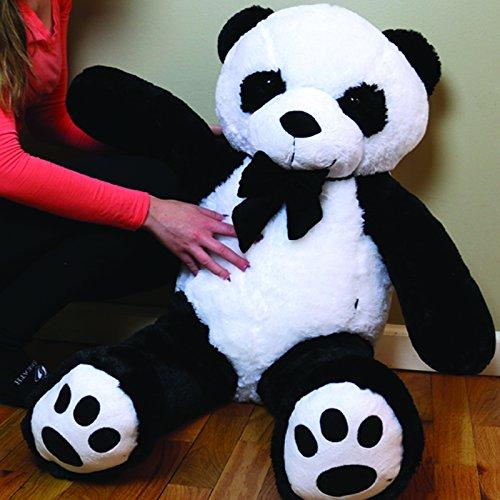 YESBEARS YesbearsMini Giant Panda 40 Inches