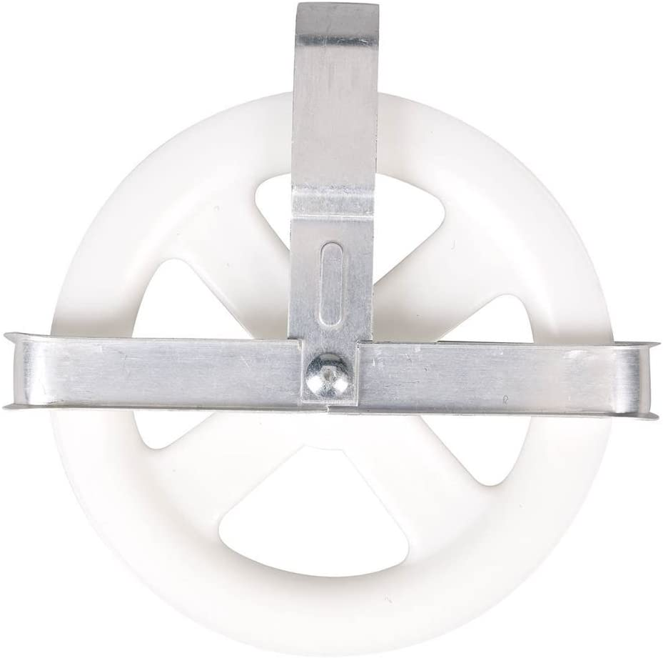HOUSEHOLD ESSENTIALS 250 Clothesline Pulley 5""
