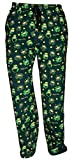 #9: Unique Baby UB Adult ST Patrick's Day Leprechaun Matching Family Pajama Pants