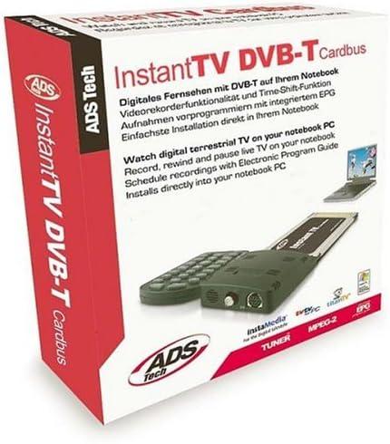 ADS PTV de 335 de EG DVB-T Tarjeta PCMCIA para portátiles ...