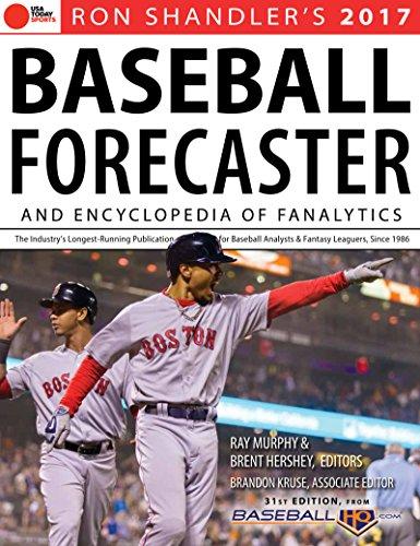 2017 Baseball Forecaster Encyclopedia Fanalytics ebook product image