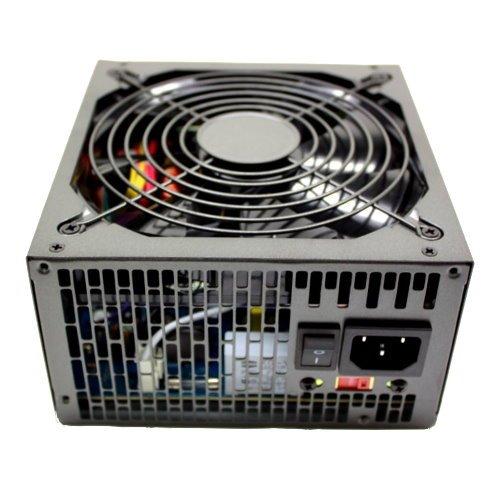 KENTEK 700 Watt 700W 120mm Fan ATX Power Supply 12V 2.3 EPS12V 2.92 PCI-E PCI-Express SATA 20/24 PIN Intel AMD by KENTEK
