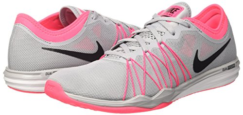 Mujer Fusion wolf Gris Nike Zapatillas Hit Para Wmns Tr Pink racer white Grey Dual black 8Erqqwx0z1