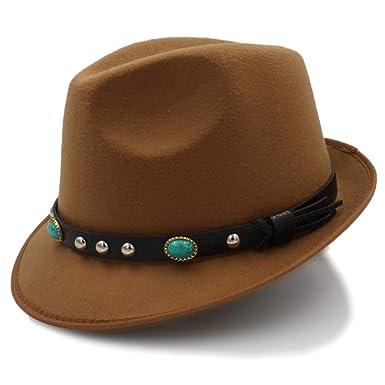 GHC gorras y sombreros para el sombrero del casquillo del jazz de ...