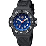 Luminox Navy Seal 3503.L Watch with Black PU Strap