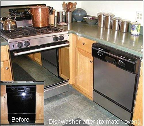 Bosch Kitchen Appliances Qatar: Brushed Stainless Dishwasher Cover: As Seen On TV The